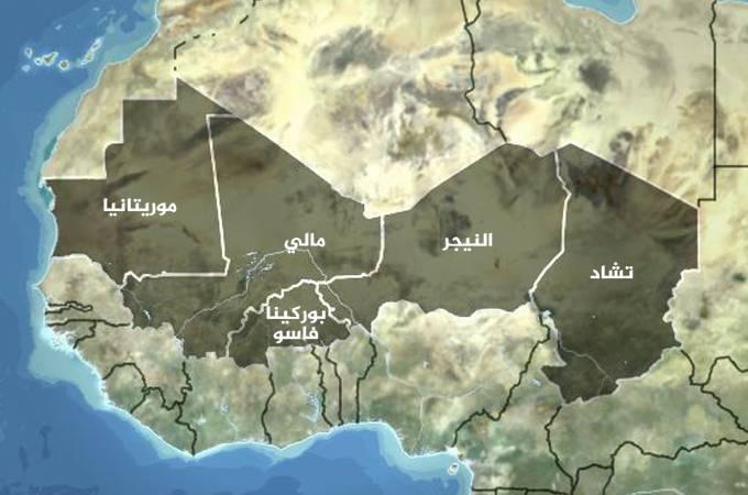 دول الساحل الإفريقي