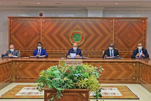 أجرى مجلس الوزراء عدة تعيينات وتبادلات في بعض القطاعات الحكومية