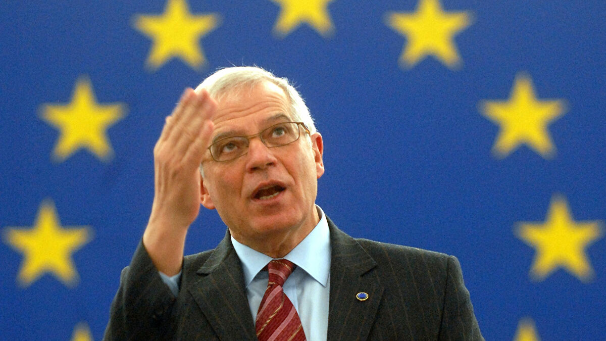 جوزيب بوريل: أمن أوروبا يبدأ خارج حدودها