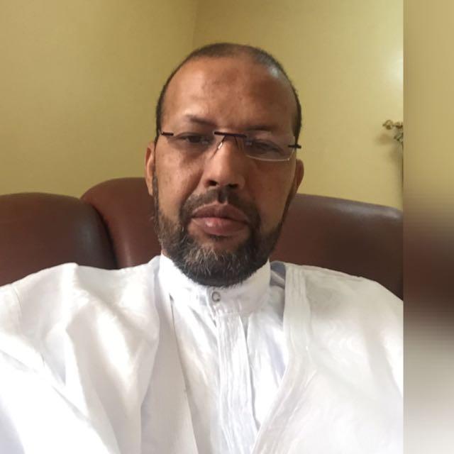 الأستاذ محمد غلام ولد الحاج الشيخ