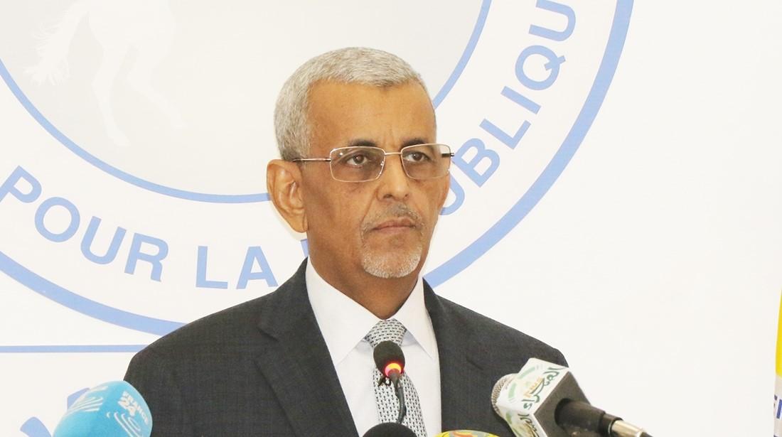 رئيس الحزب الحاكم