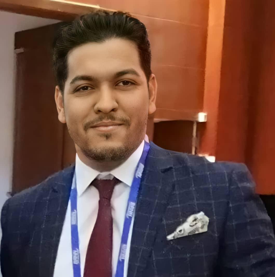 المصطفى ولد محمد ولد البو - كاتب صحفي