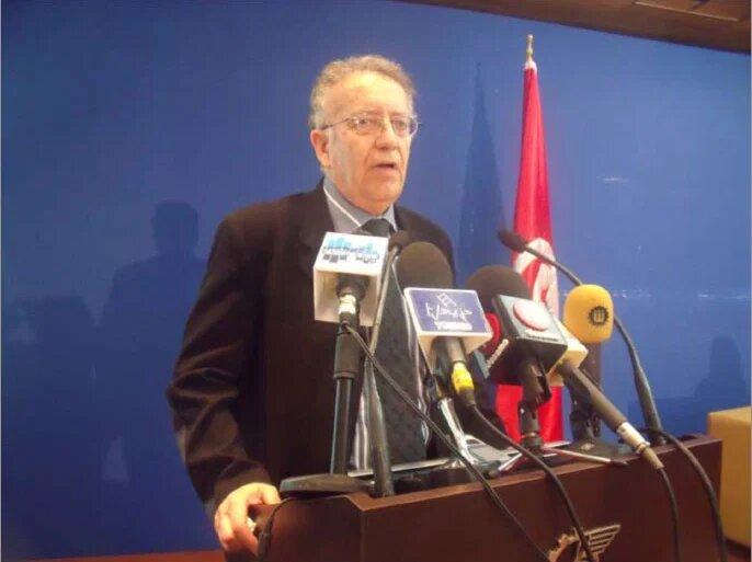 الخبير القانوني التونسي عياض بن عاشور