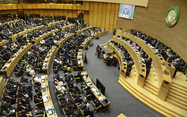 ناميبيا اعترضت على منح إسرائيل صفة مراقب في الاتحاد الإفريقي