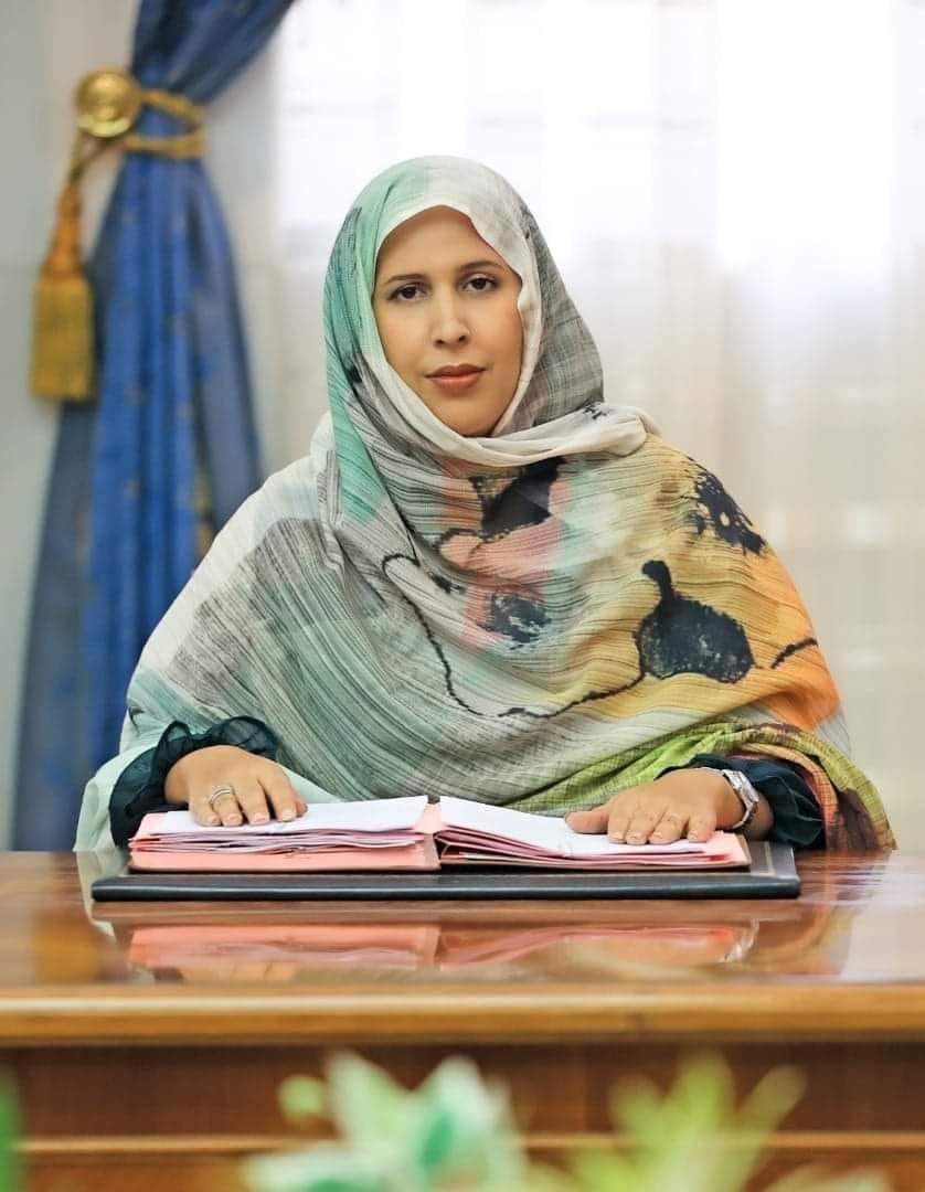 وزيرة للتعليم العالي والبحث العلمي، آمال بنت الشيخ عبدالله
