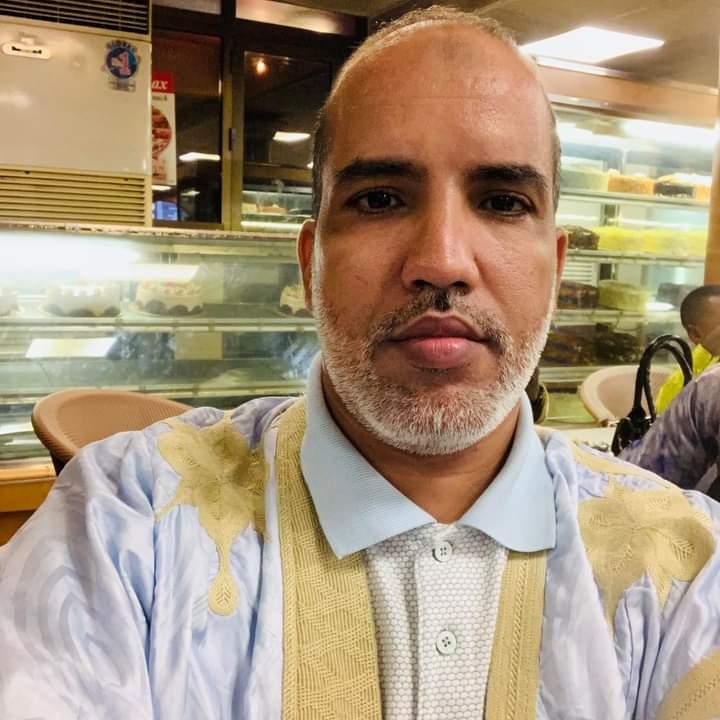 الأستاذ محمد الأمين القاسم