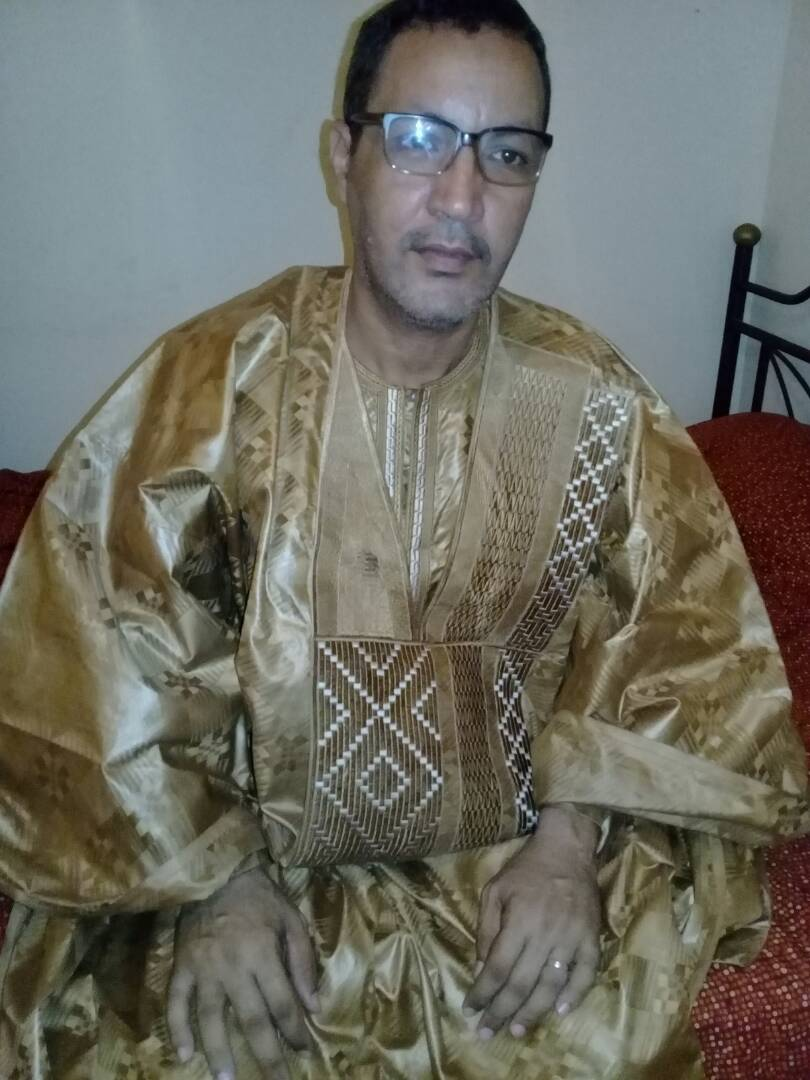 الأستاذ عبد الله ولد يعقوب ولد الشيخ سيديا