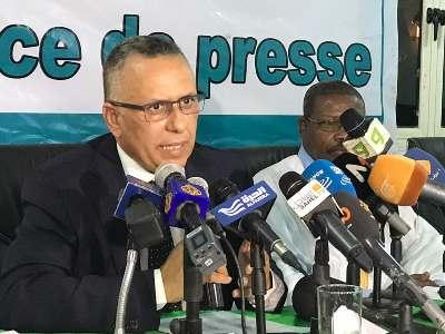 المحامي أحمد سالم ولد بوحبيني