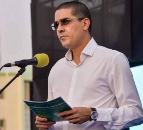 الصحفي حسن لبات