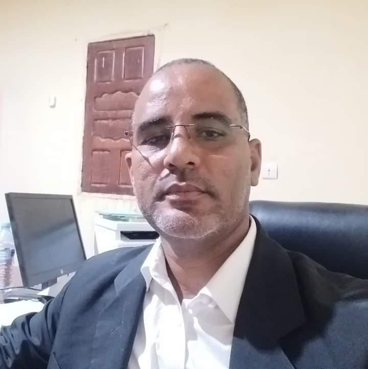 عبد المالك ان ولد حنى، كاتب موريتاني