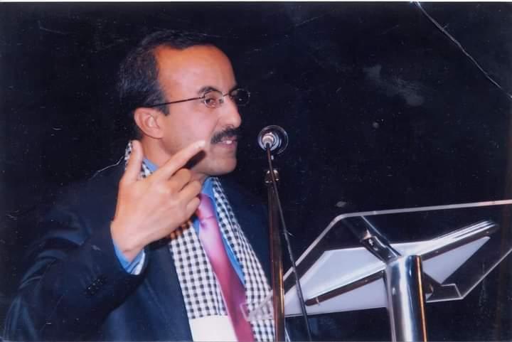 الشاعر الدكتور أدي ولد آدب