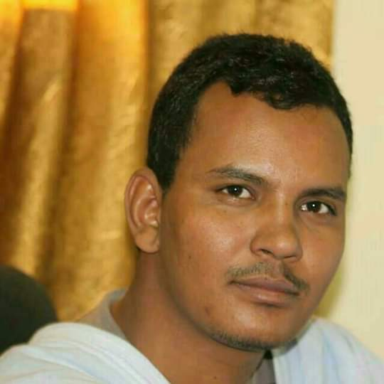 أحمد سالم سيدي عبد الله - كاتب صحفي