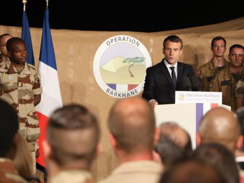 إنهاء العملية يضع حدا للخسائر البشرية والاقتصادية التي تكبدتها فرنسا على مدار 8 سنوات.