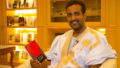 الكاتب والروائي الموريتاني أحمد ولد إسَلْمُ