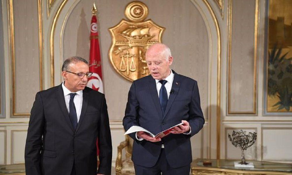 غرسلاوي أدى اليمين الدستورية أمام رئيس الدولة طبقا للفصل 89 من الدستور.