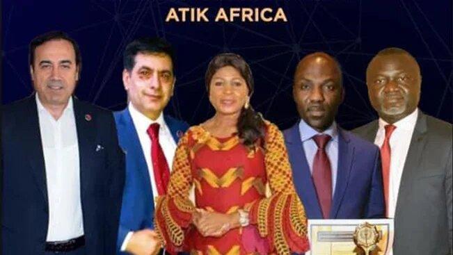 منتدى أتيك أفريقيا للأعمال